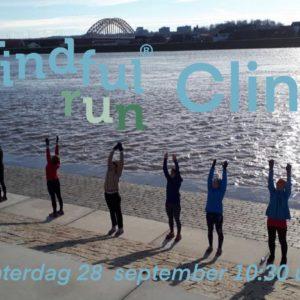 MindfulRun clinic Nijmegen